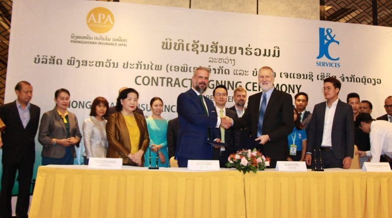 J&C Services Signs Strategic Partnership Agreement With APA Insurance