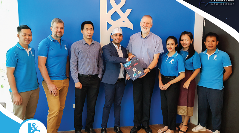 And The Winners for the Lucky Draw Prestige Motor Insurance Are…