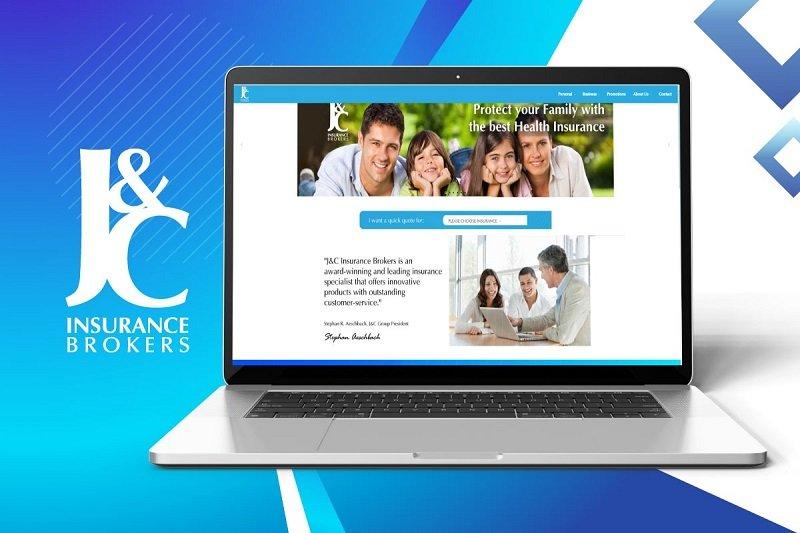 J&C Insurance Brokers' New Website Is Live!