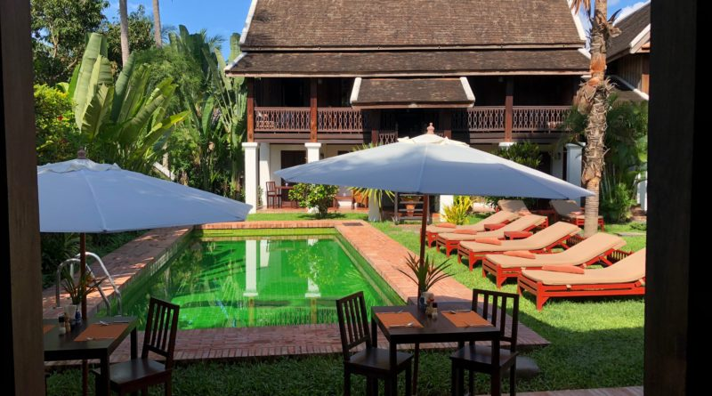 J&C Insurance To Provide Property Insurance For Villa Maydou And Maison Houng Chanh In Luang Prabang