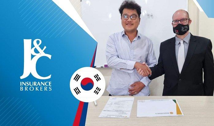 J&C Insurance Brokers & Korean Embassy